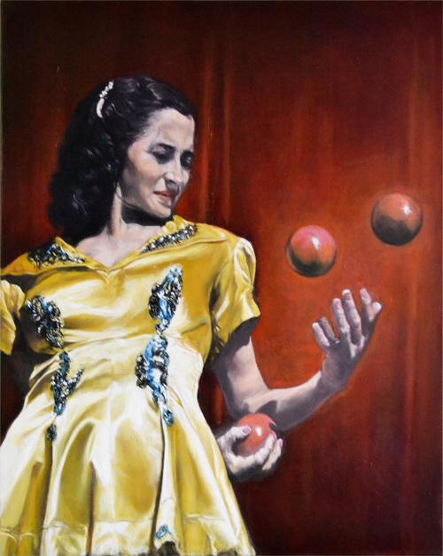 Memory juggling